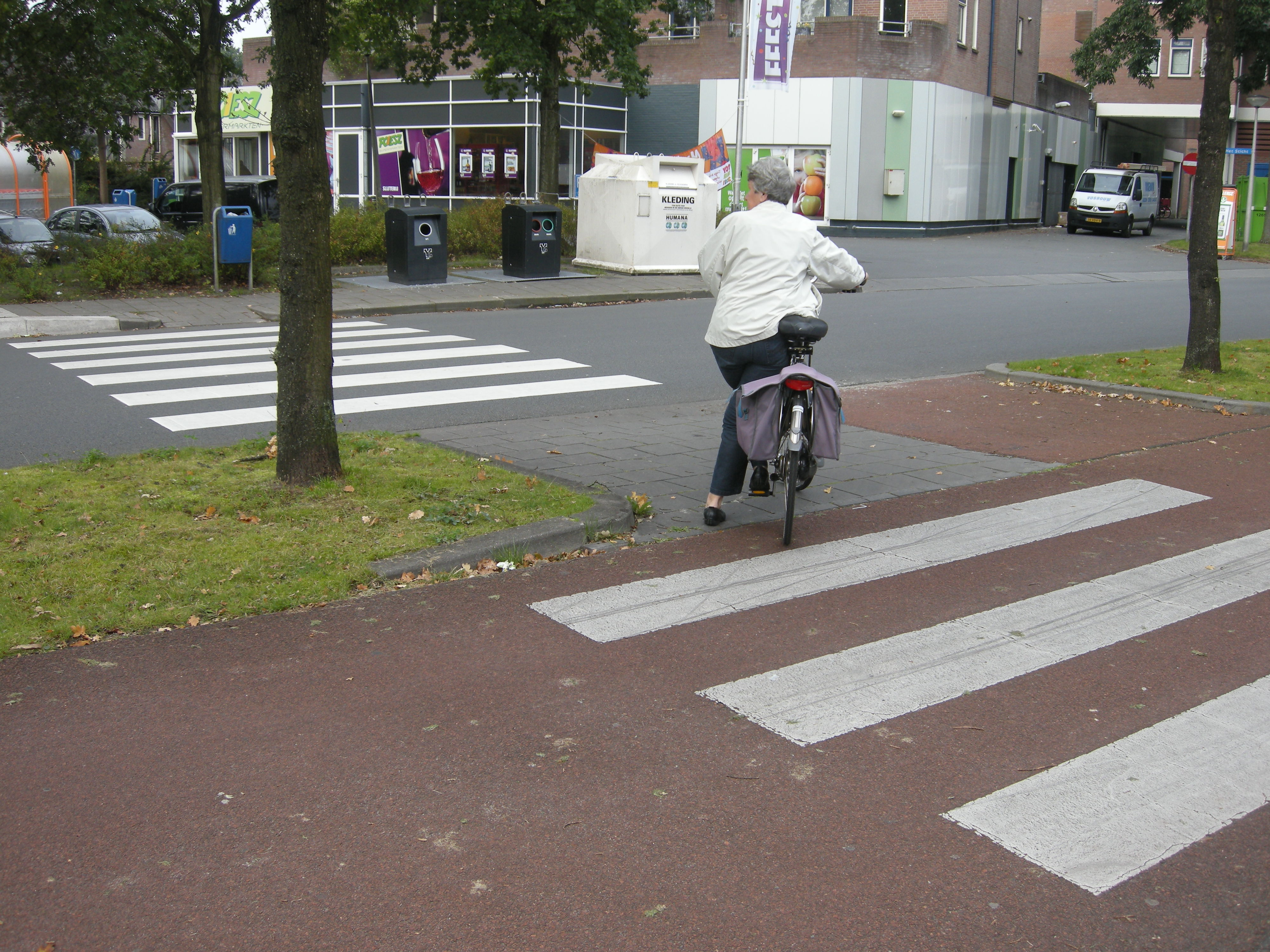 The Problem With British Zebra Crossings As Easy As Riding A Bike