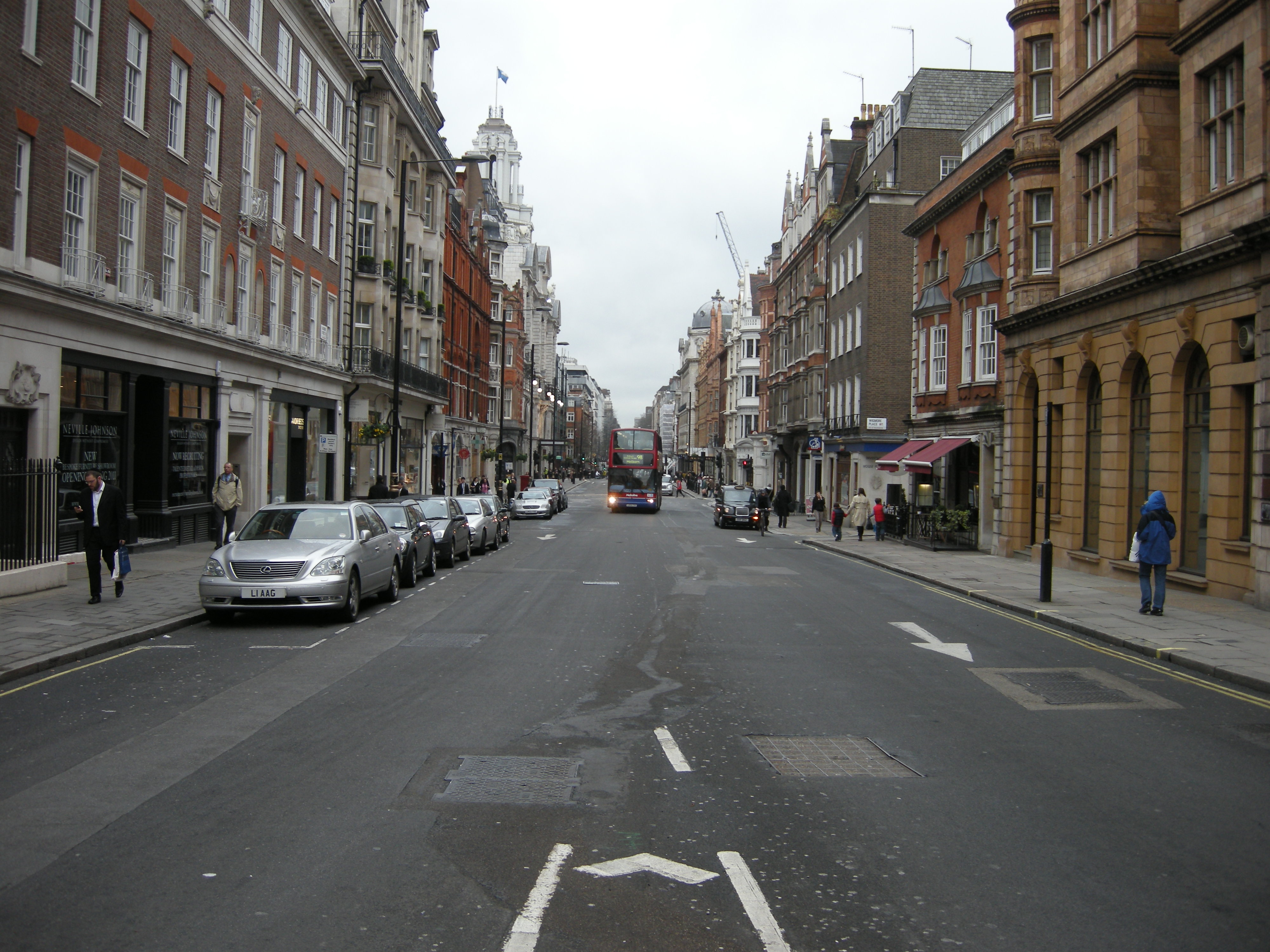 The physical constraints of London's streets | As Easy As ...