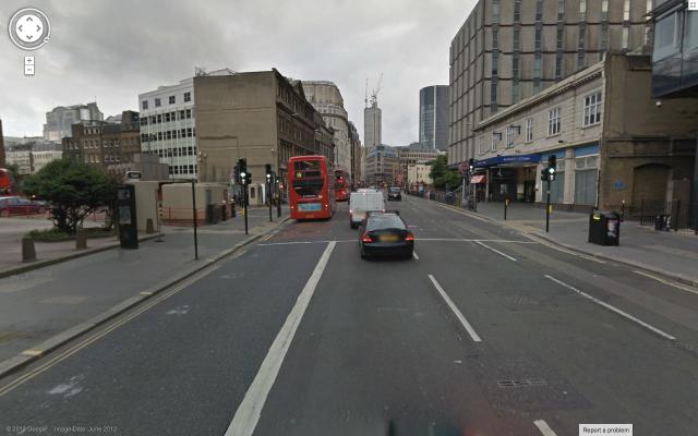 Courtesy of Google Streetview