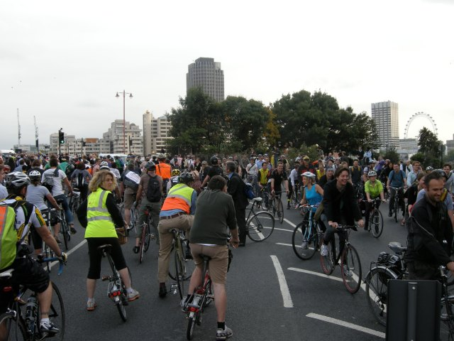 Blackfriars Protest, 2011
