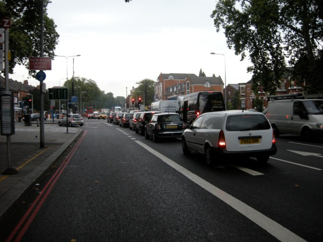 The A10 High Road