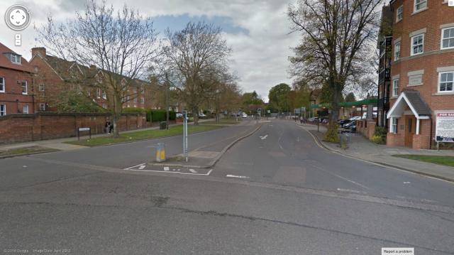 Clapham Road