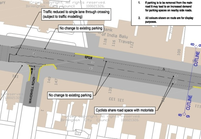 'Cyclists share road space with motorists'