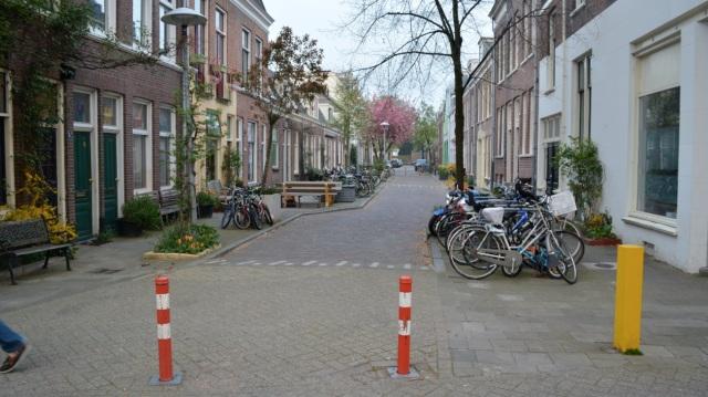 A street in Utrecht