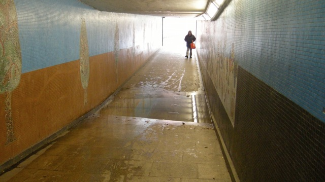Albion Way underpass Horsham