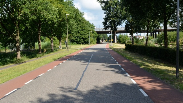 Access road Zwolle
