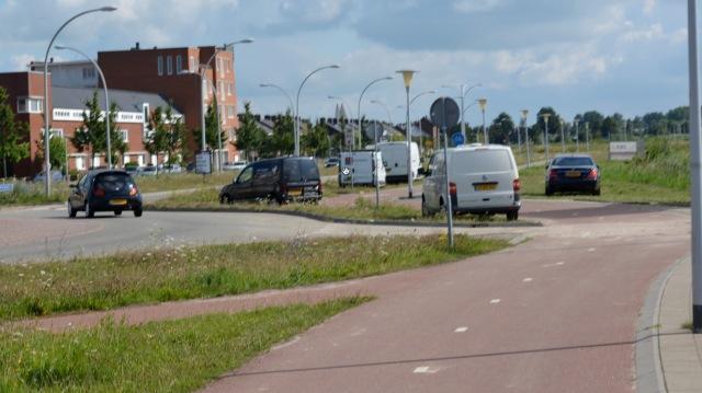 Roundabout bypass Zwolle
