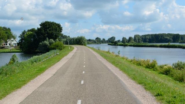 Zwarte Water path Zwolle