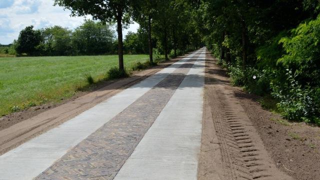 Farm track near Assen