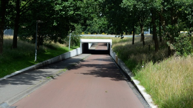 Assen ring road underpass