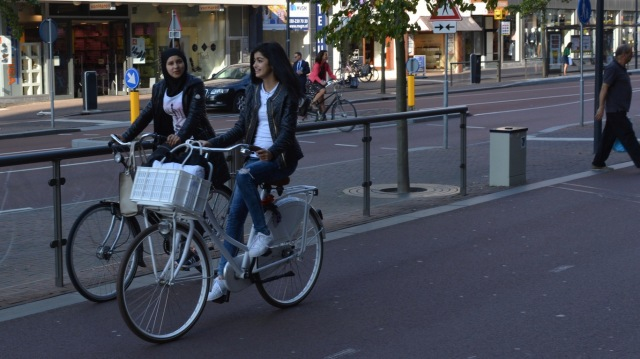 Enabling cycling in Utrecht